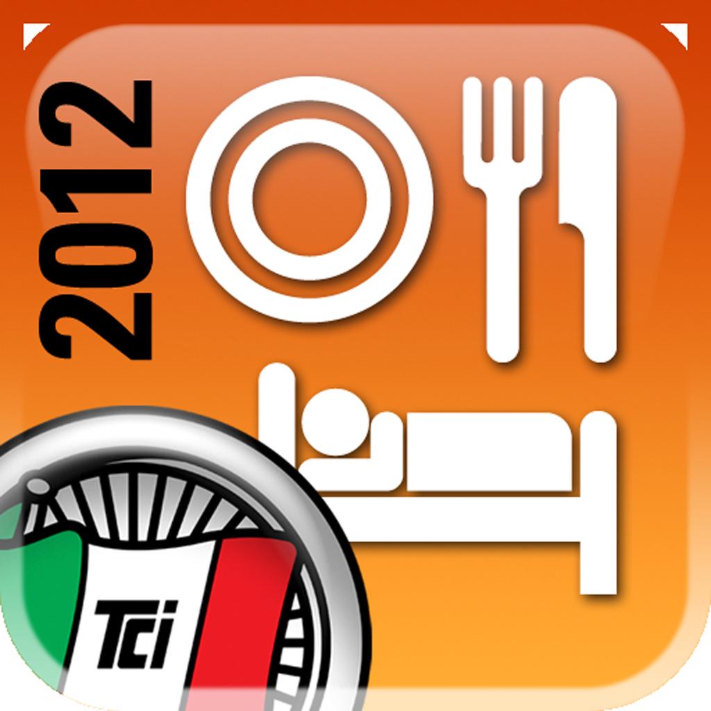 Italia – Dormire e Mangiare Touring (AppStore Link)